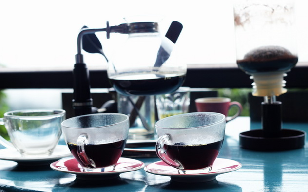 Syphon Coffee Makers